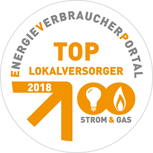 TOP-Lokalversorger 2018