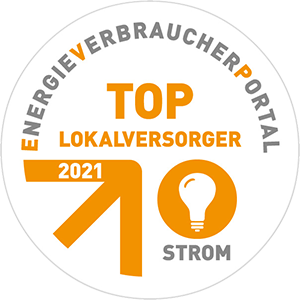 TOP-Lokalversorger Strom 2021