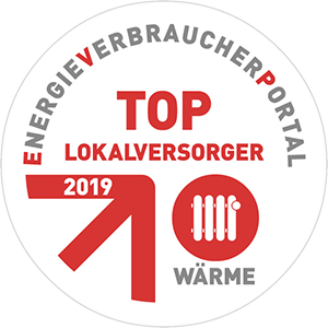 TOP-Lokalversorger Wärme 2019