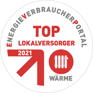 TOP-Lokalversorger Wärme 2021